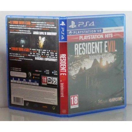 RESIDENT EVIL: biohazard PS4