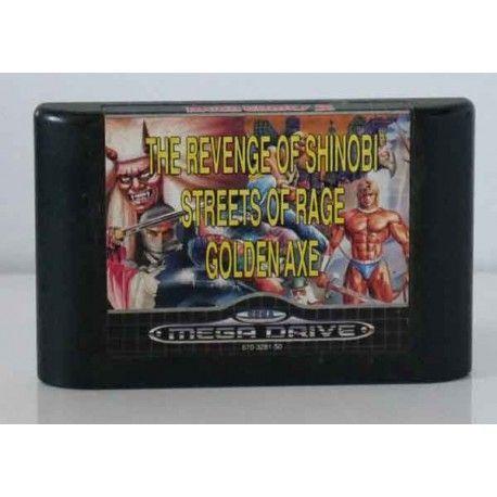 Mega Games 2 Megadrive