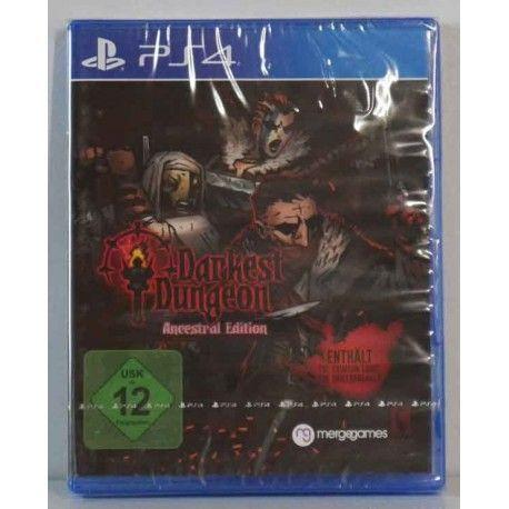 Darkest Dungeon: Ancestral Edition PS4 (PAL GER)