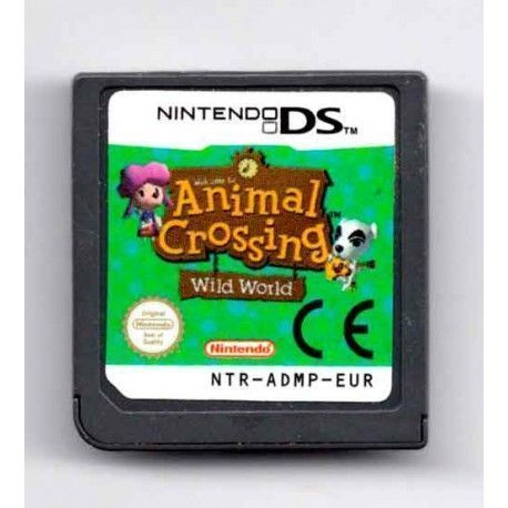 Animal Crossing NDS