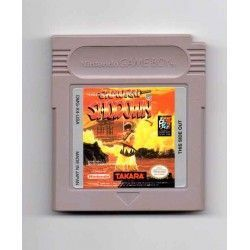 Samurai Shodown GameBoy