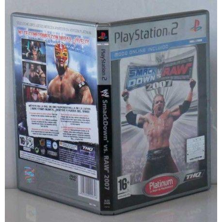 SmackDown vs. RAW 2007 PS2