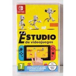 Estudio de videojuegos Nintendo Switch