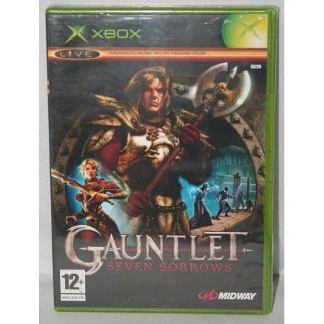 Gauntlet Seven Sorrows Xbox