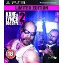 Kane & Lynch Dog Days Limited Edition PS3