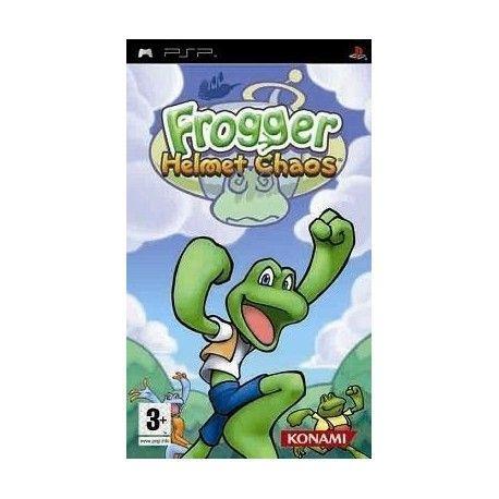 Frogger Helmet Chaos PSP