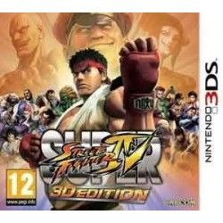 Super Street Fighter 4 3D Edition 3DS