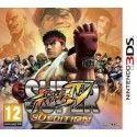 Super Street Fighter 4 3D Edition 3DS