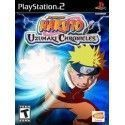 Naruto: Uzumaki Chronicles PS2