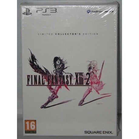 Final Fantasy XIII-2 (Edición coleccionista) PS3