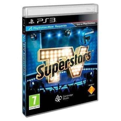 Tv Superstars (Move) PS3