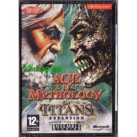 Age of Mythology: The Titans Expansion PC