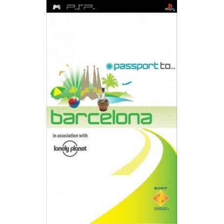 Passport to... Barcelona PSP
