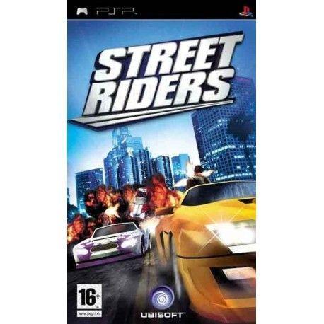 Street Riders PSP