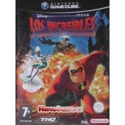 Los Increíbles: La Amenaza del Socavador GameCube