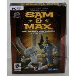 Sam & Max - Primera Temporada Completa PC