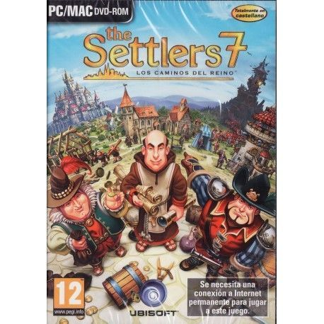 The Settlers 7: Los Caminos des Reino PC