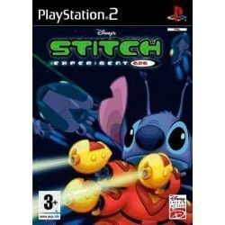 Disney's Stitch Experiment 626 PS2