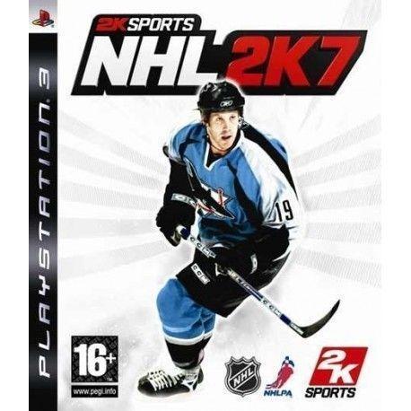 NHL 2K7 PS3