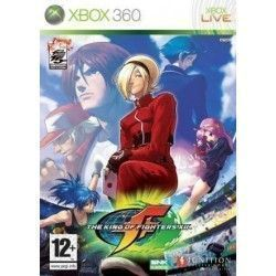 The King of Fighters 12 Xbox 360