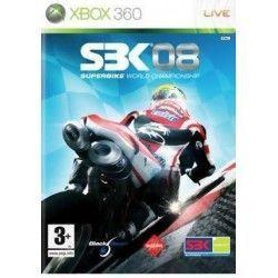SBK 08 Xbox 360