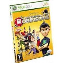 Descubriendo a los Robinsons Xbox 360