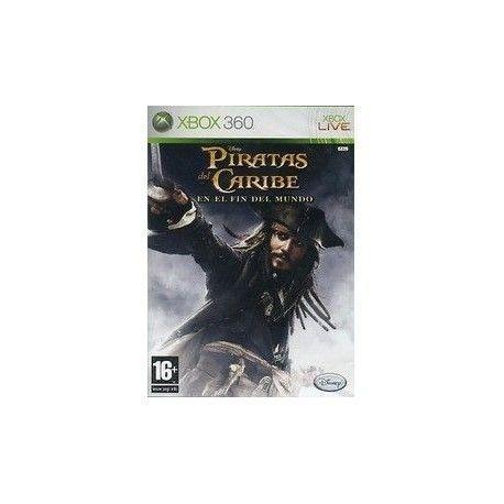 Piratas del Caribe en el fin del Mundo Xbox 360