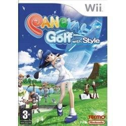 Pangya! Golf with Style Wii
