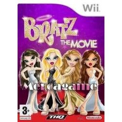 Bratz The Movie Wii