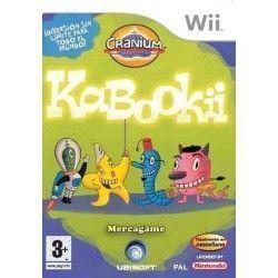 Cranium Kabookii Wii