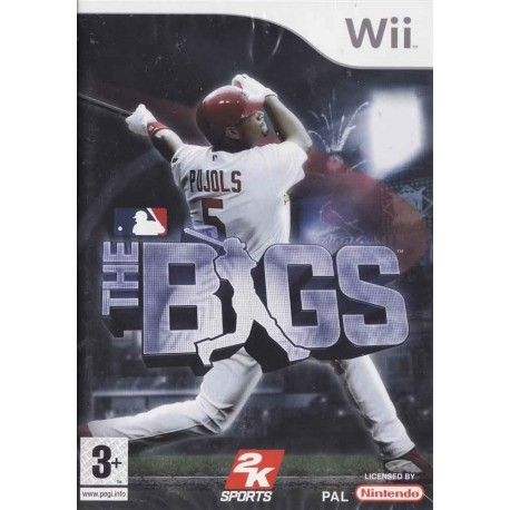 The Bigs Wii