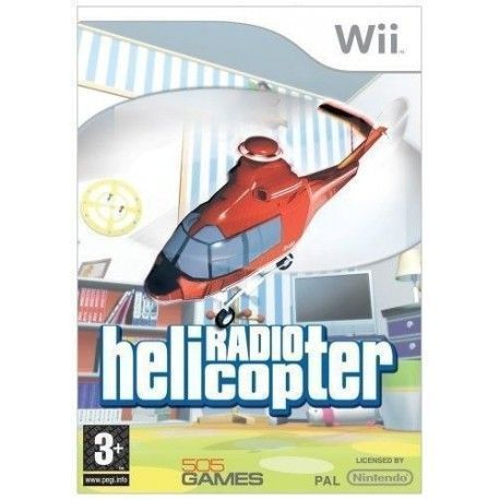 Radio Helicopter Wii