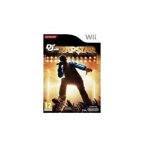 Def Jam Rapstar Wii