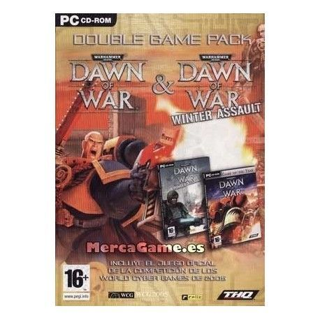 Warhammer 40,000: Dawn of War Double Game Pack PC
