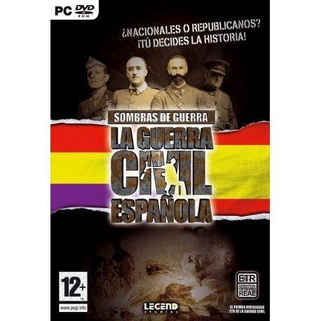 Sombras de Guerra: La Guerra Civil Española PC