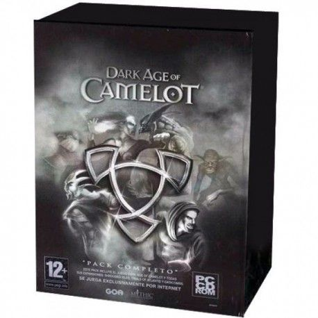 Dark Age of Camelot Pack Completo PC