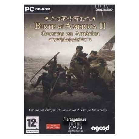 Birth Of America 2: Guerras en América PC