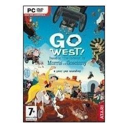 Lucky Luke Go West PC