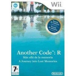 Another Code: R Más Allá de la Memoria Wii