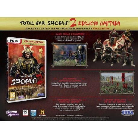 Total War: Shogun 2 PC