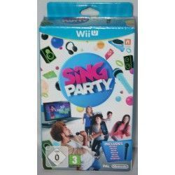 SiNG Party Wii U