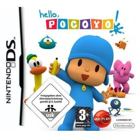 Hello, Pocoyo! NDS