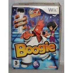 Boogie + micrófono Wii