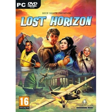 Lost Horizon PC