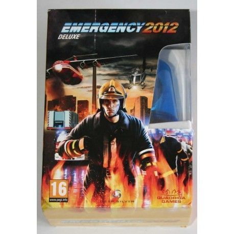 Emergency 2012 Deluxe PC
