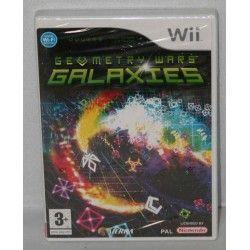 Geometry Wars: Galaxies Wii