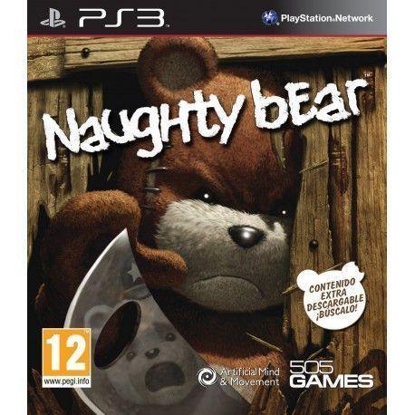 Naughty Bear PS3