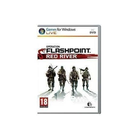 Operation Flashpoint: Red River PC