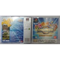 Digimon World PS1