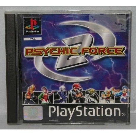 Psychic Force 2 PS1